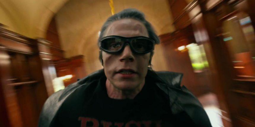 Así es como se grabó la escena de Quicksilver en X-Men: Apocalypse