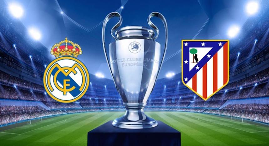 Atlético de Madrid vs Real Madrid visto desde las estadísticas