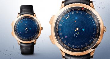 El increíble reloj astronómico que nos dice la órbita de los planetas