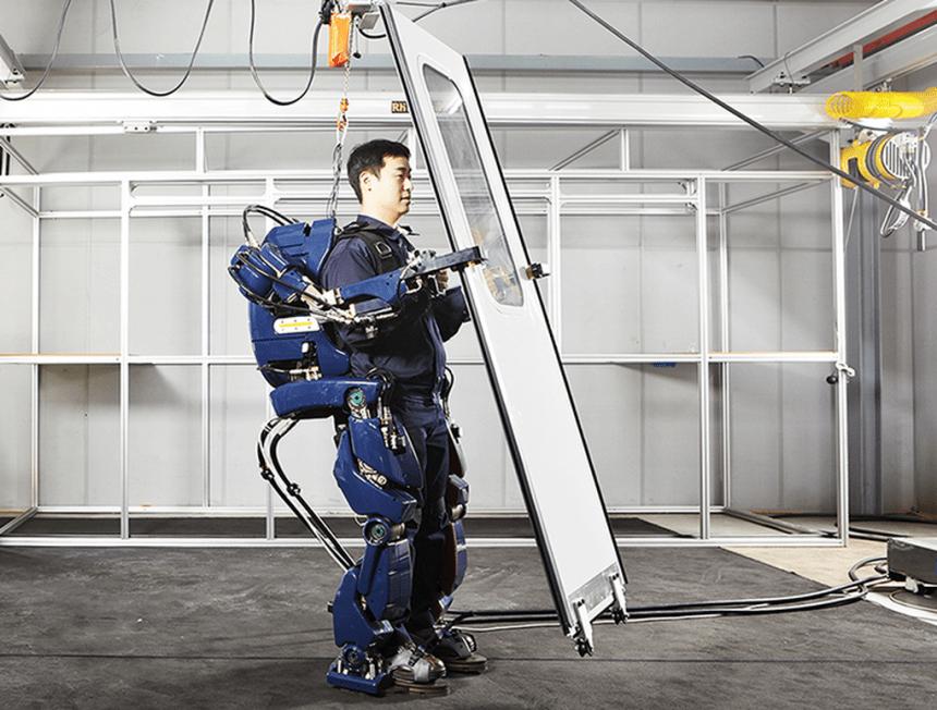 Este exoesqueleto nos acerca un paso más a ser como Iron Man