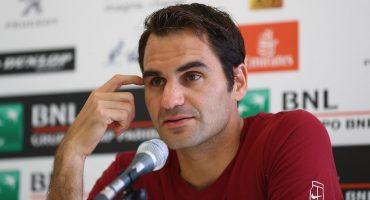 Roger Federer no jugará Roland Garros
