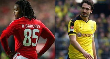 El Bayern Munich completó las transferencias de Sanches y Hummels