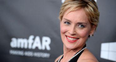 Sharon Stone aparecerá en una película de Marvel