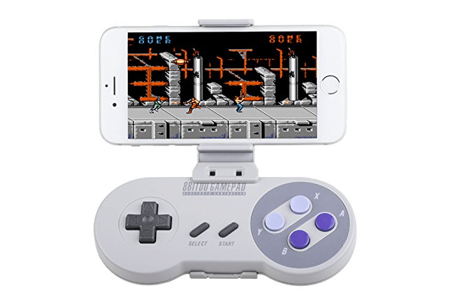 Nergasmo: ¡Un control de Super Nintendo para su teléfono!
