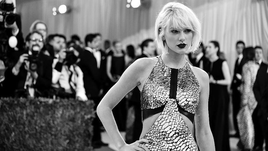 Taylor Swift fue la artista mejor pagada del 2015