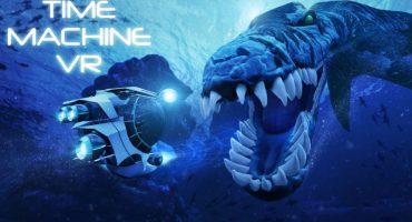 ¡Este juego de realidad virtual te transporta a la era de los dinosaurios!