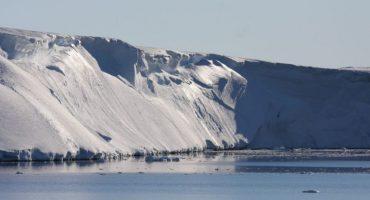 El deshielo de este glaciar elevaría el nivel del mar casi tres metros