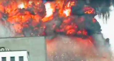 Un video del ataque a las Torres Gemelas que volvió a hacerse viral
