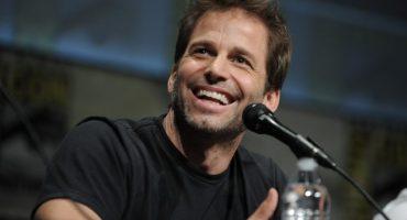 Zack Snyder y el modo en que ve las películas de superhéroes