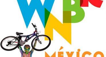 Así se vivió la Rodada Ciclista al Desnudo en la CDMX