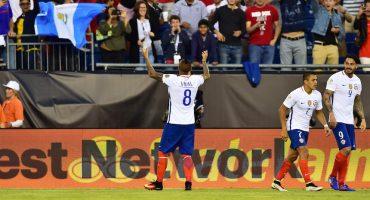 Chile ganó de último minuto ante Bolivia en la Copa América Centenario