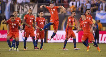 Chile es bicampeón de la Copa América
