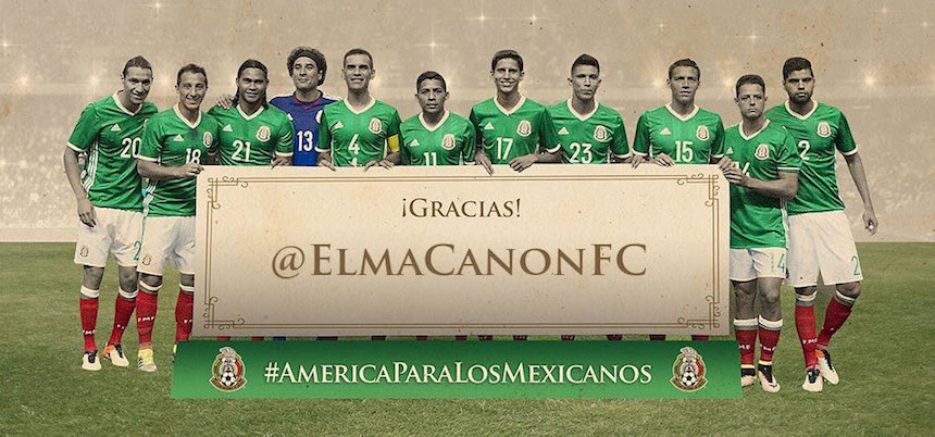 La Selección de México quiso convivir en Twitter: salió trolleada