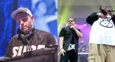 DJ Shadow y Run The Jewels dedican show en vivo a víctimas del atentado en Orlando