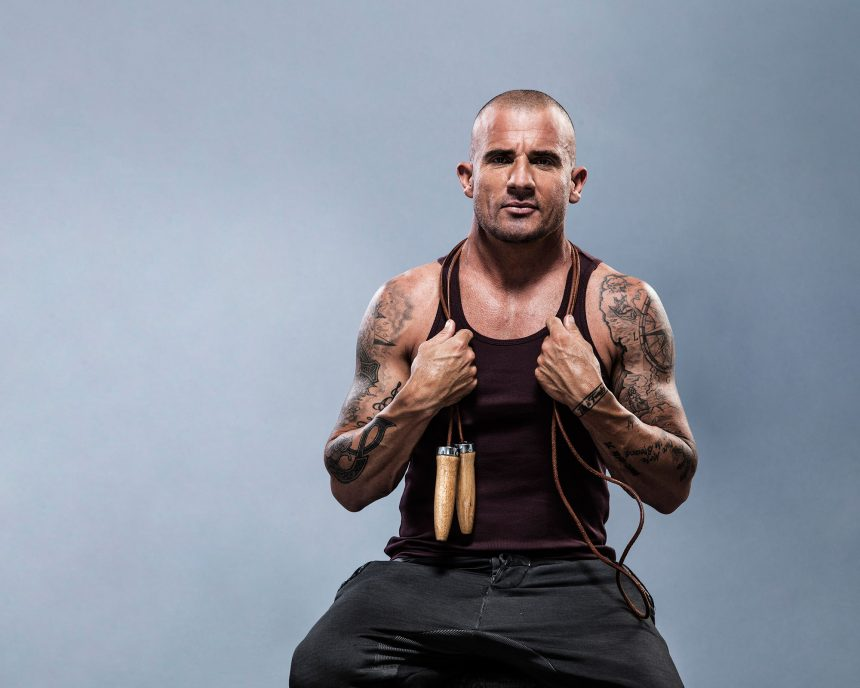 Dominic Purcell (de Prison Break) sufre accidente en set