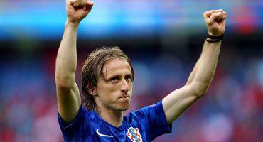 Con este golazo de Luka Modric, Croacia derrota a Turquía en la Euro 2016