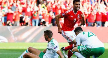 Gales hace historia y se encuentra en los Cuartos de Final