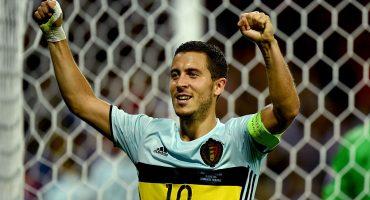 Bélgica vence a Hungría y ya está en los cuartos de final de la Euro 2016