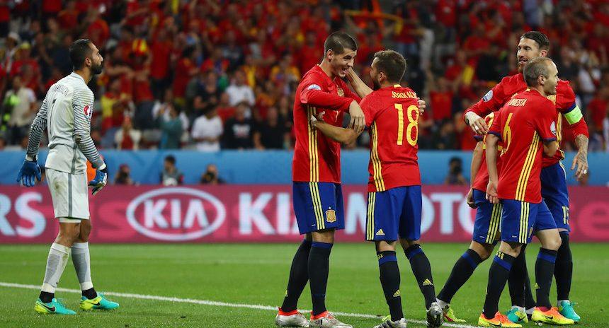 Van los goles, el héroe, el villano y la aficionada del día en la Euro 2016