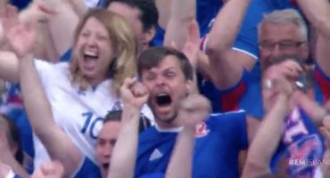 #EpicWin: el narrador que se volvió loco cuando Islandia se coló en los Octavos de la Euro