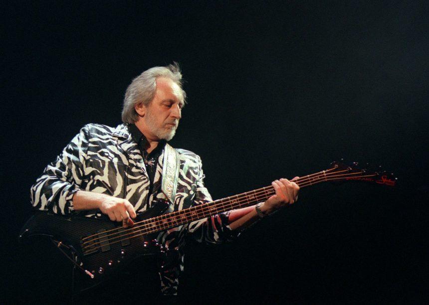 John Entwistle: El rock en el bajo