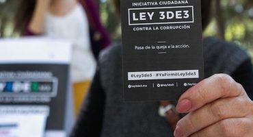 Suspenden la promulgación de la #Ley3de3; queda una última esperanza