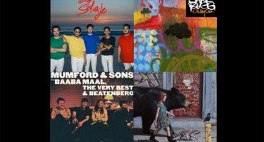 RHCP, Little Jesus, Jake Bugg y 5 discos para escuchar esta semana