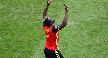 Bélgica golea y vence a Irlanda en la Euro 2016