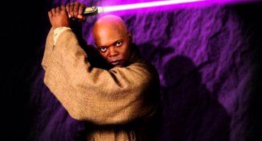 ¡Samuel L. Jackson declara que Mace Windu de Star Wars sigue vivo!