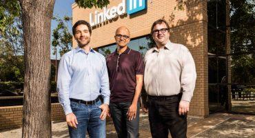 Microsoft comprará LinkedIn por $26 mil mdd… y nadie se lo esperaba