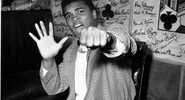 El más grande de todos los tiempos: Muhammad Ali en imágenes