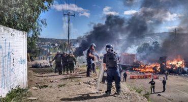 Los detenidos durante el desalojo en Nochixtlán ya son libres... pero denuncian tortura