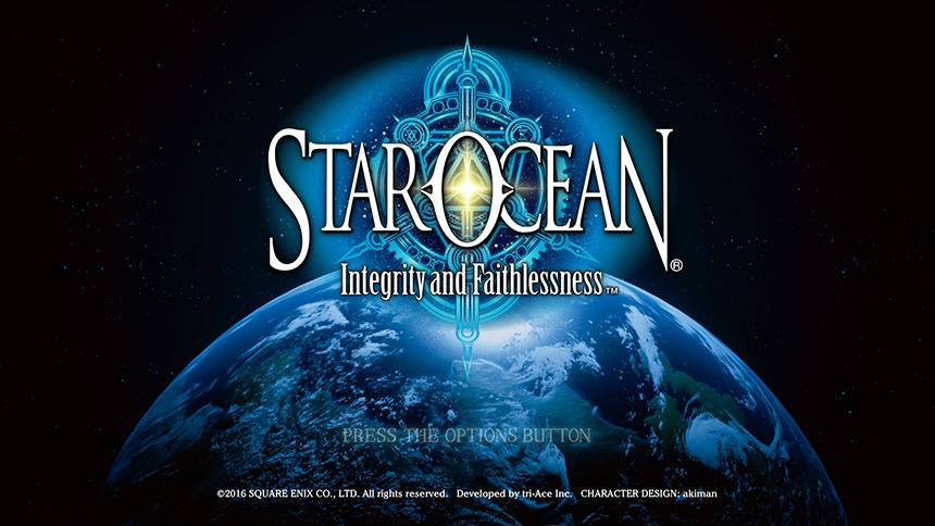 Bienvenidos al mundo de Star Ocean: Integrity and Faithlessness