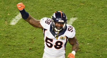 Si no juega Von Miller ¿Quién lo sustituiría en los Broncos?