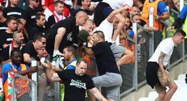 Siguen los problemas en la Euro, hubo bronca previo al partido de Hungría vs Islandia