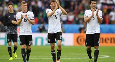 Alemania pasa fácil a los Cuartos de Final de la Euro 2016