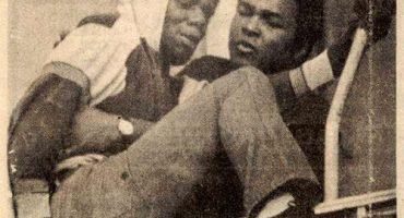 Hace 35 años, Muhammad Ali logró evitar que un hombre se suicidara