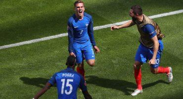 Francia sufre, pero pasa a Cuartos de Final en la Euro 2016