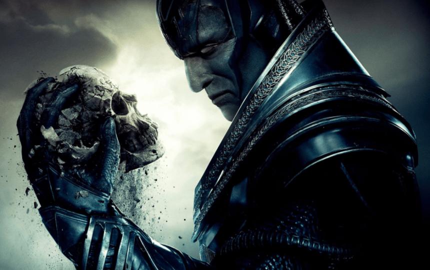 Este era el diseño original de Apocalipsis en X-Men: Apocalypse