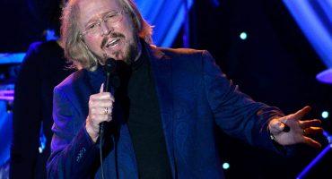 Barry Gibb de los Bee Gees anuncia su primer disco solista en 32 años