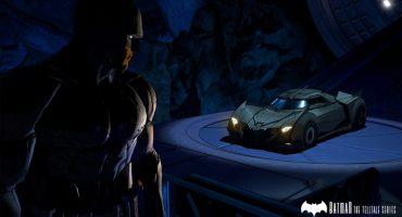 Se revelan las primeras imágenes de Batman: The Telltale Series