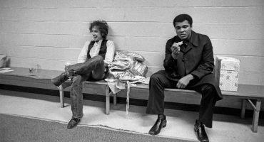 Estas fueron las palabras que dedicó Bob Dylan a Muhammad Ali