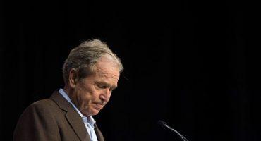 George W. Bush dice que su cuerpo es más sexy que en el video de Kanye West