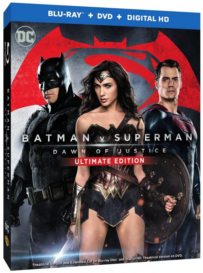 Y con ustedes, el trailer de Batman v Superman: Dawn of Justice Ultimate Edition