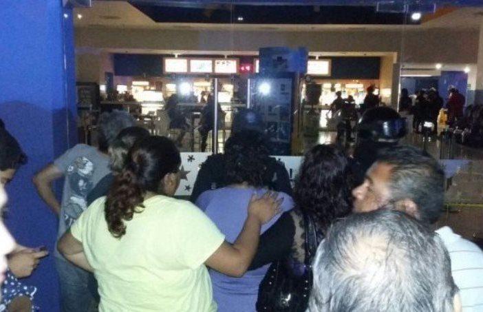 Muere un empleado de Cinépolis en Veracruz tras disputa