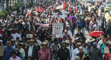 La CNTE y Gobernación dialogan sobre Reforma Educativa