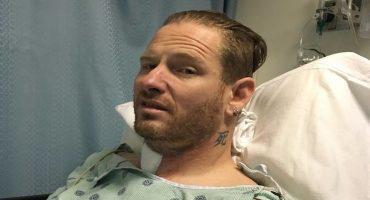 Slipknot aplaza gira por cirugía de Corey Taylor