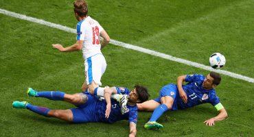 República Checa rescató el empate ante Croacia