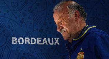 Vicente del Bosque queda fuera de la Selección Española