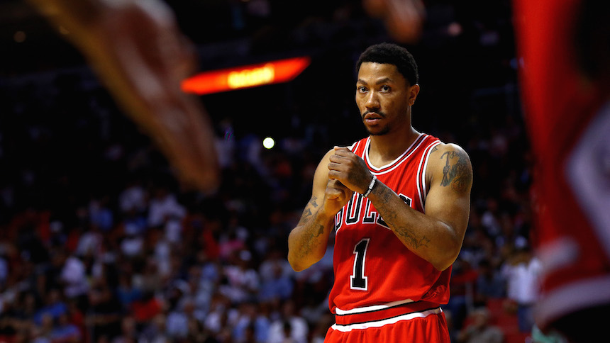 Oficial: Derrick Rose pasa a los New York Knicks